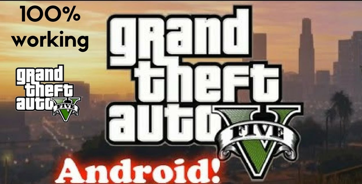 Gta 5 mobile apk free download highly compressed | ЕНТ, ПГК