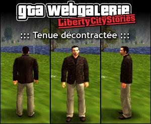 GTA LCS tenue : decontractee