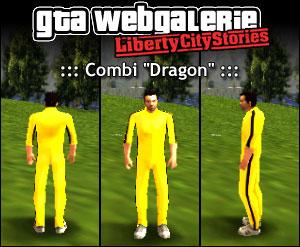 GTA LCS tenue : dragon
