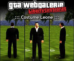 GTA LCS tenue : Leone