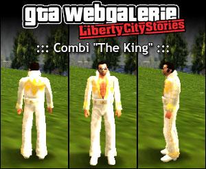 GTA LCS tenue : the king