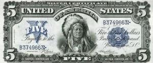 Billet de 5 dollars (GTA V)