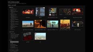 GTA WebGalerie
