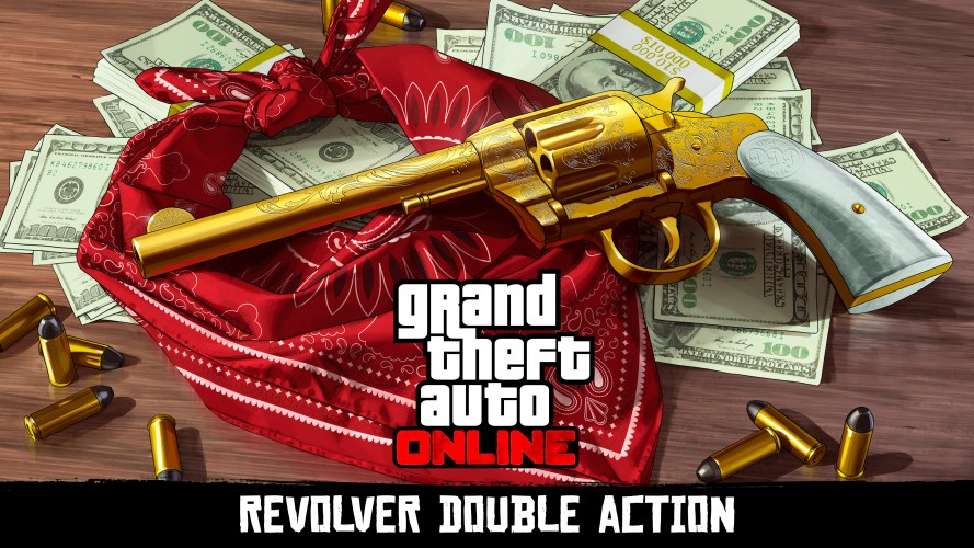 Revolver Double Action