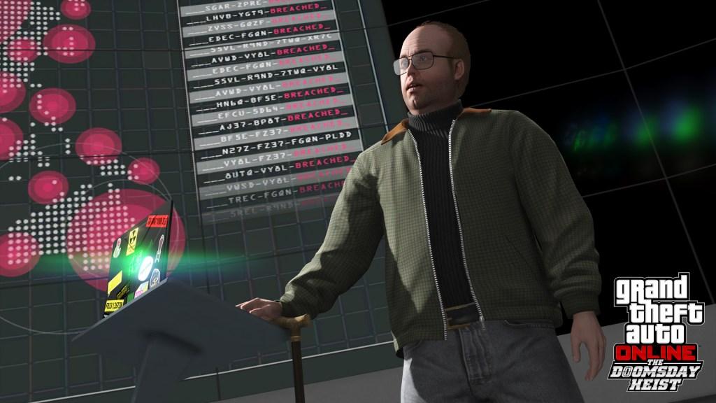 GTA Online - Braquage Fin du Monde