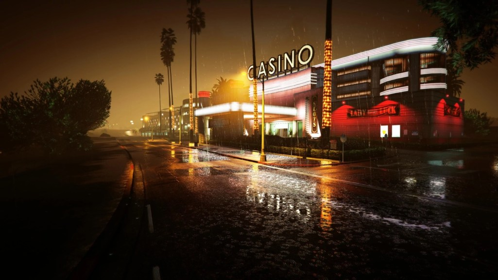 Casinon GTA V