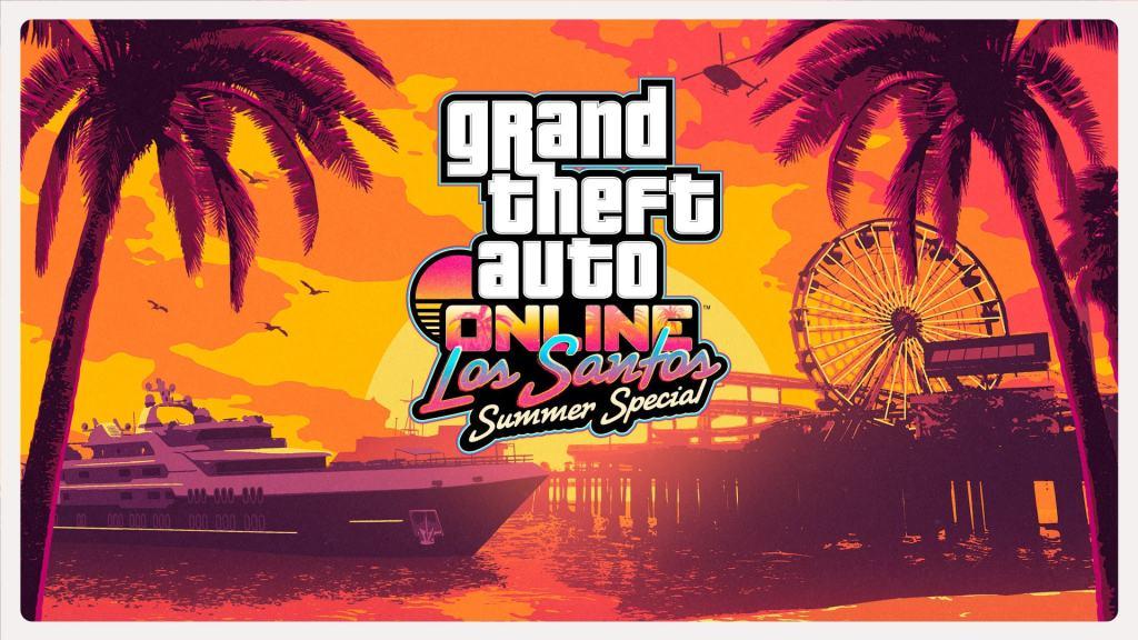 GTA Online - Los Santos Summer Special