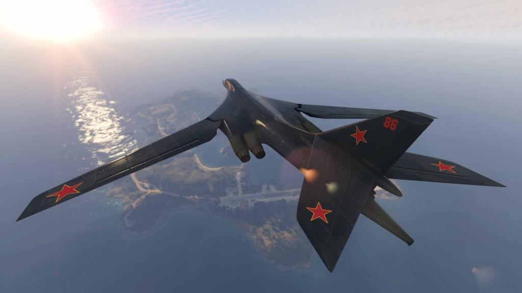 GTA Online - Braquage Cayo Perico : RO-86 Alkonost