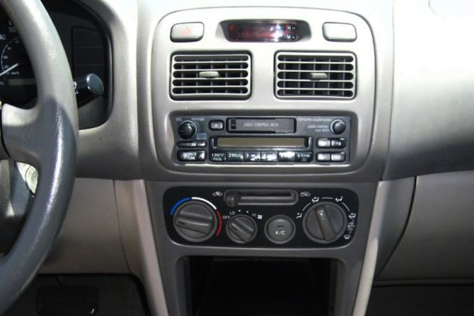 bluetooth and iphone/ipod/aux kits for toyota corolla 19982002