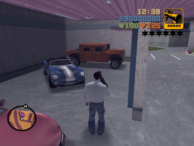GTA 3 Super GTA 3 Savegame  100  Mod   GTAinside com Super GTA 3 Savegame  100
