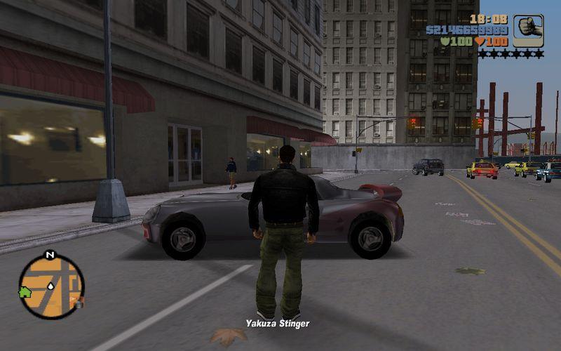 GTA 3 GTA III Easy Car Spawner Mod