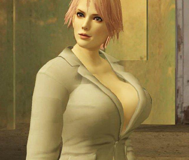 Christie Doa Big Boobs Breast Physics Ver