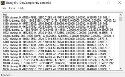 Binary-(De)Compiler