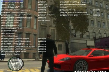 Gta Iv Simple Native Trainer Pc idea gallery