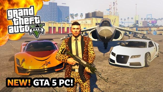 gta 5 gameplay free roam
