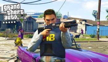 GTA 5 PC Mods – PLAY AS A COP MOD #15! GTA 5 Police Patrol