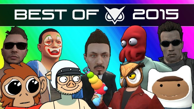 vanoss gaming funny moments best moments of 2015 gmod gta 5