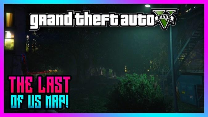Gta 5 Insane Creepy The Last Of Us Map Mod Gta V Gta Junkies - Last-of-us-dlc-maps