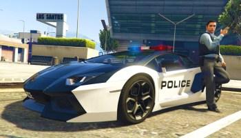 GTA 5 PC Mods – PLAY AS A COP MOD #12! GTA 5 Sheriff Police