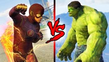 GTA 5 Superhero Battles #1 – GTA Junkies