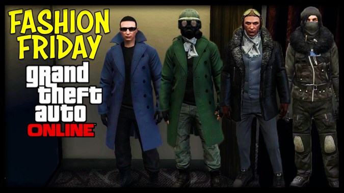 GTA 5 FASHION FRIDAY! (Red Baron, BF1 German, Captain Cold & MORE!)