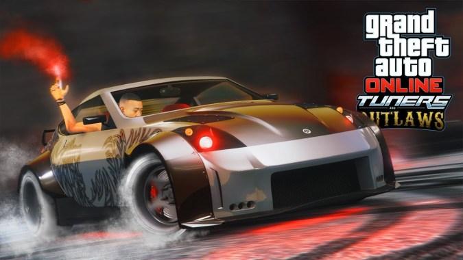GTA 5 TOKYO DRIFT ZR380 DLC Trailer! Tuners and Outlaws Car Mods