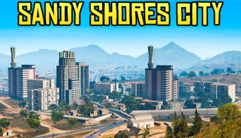 What Los Santos Might Look Like As Submerged City Ruins in