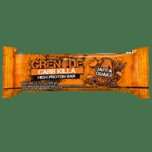 Grenade Carb Killa Jaffa Quake.