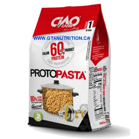 Ciao Carb ProtoPasta Sedani Rigati 300g. Lower Carb, High Protein, High Fiber