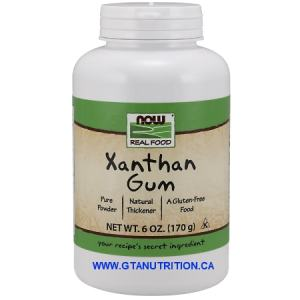 Xanthan Gum Powder Your Recipe's Secret Ingredient. Gluten Free, Non GMO, Sugar Free, Low Sodium, Vegan/Vegetarian, Kosher