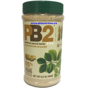 Bell Plantation PB2 Powdered Peanut Butter 184g | Low Carb, Low Calories, Low Fat, Gluten Free, All Natural, No Additives and Kosher