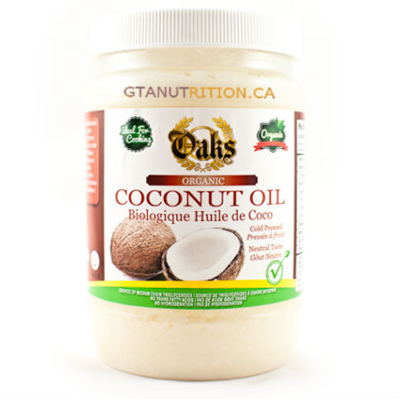 "Oaks Organic Coconut Oil Deodorized 28oz. Not all saturated fat is bad! Coconut oil is cholesterol and trans fat free and rich in medium-chain ""good fats. Ideal Cooking oil for Keto Diet. Kosher"
