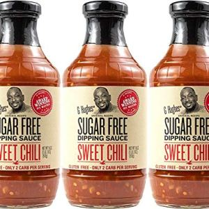 G Hughes Sugar Free Dipping Sauce Sweet Chilli 510g . Sugar free, Gluten-free.Welcome to G Hughes' family of signature sauces