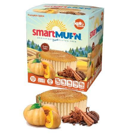 Smart Baking Company Smart Muffin Pumpkin Spice Box 3