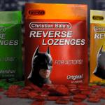 Talk Like Batman with Christian Bale Lozenges
