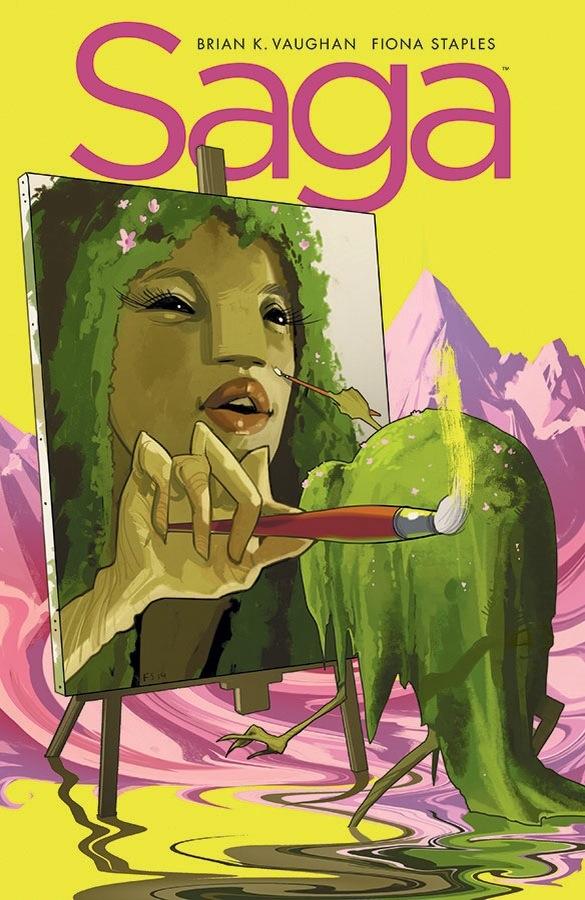 SAGA issue 22 cover