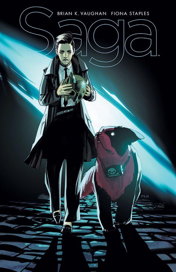 SAGA issue 24 cover