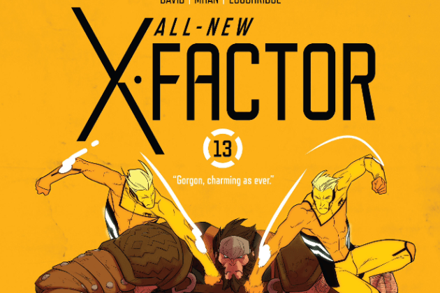 All New X-Factor Issue 13 Review