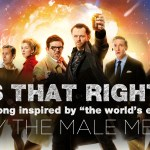Is That Right? – A song inspired by The World's End
