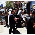 Free Comic Book Day 2015 in Jersey City