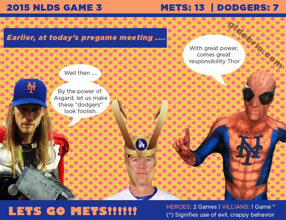 Chase Utley Meme Mets vs Dodgers