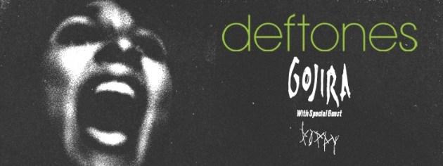 Deftones 2021 tour