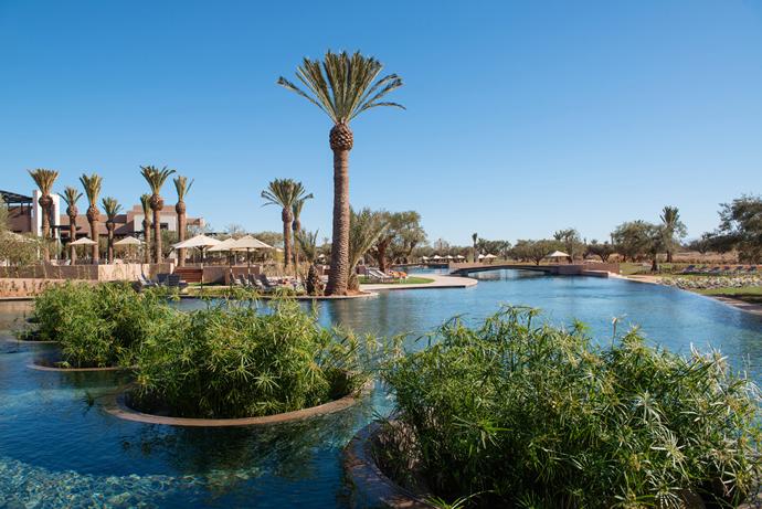 Hôtel Royal Palm Marrakech