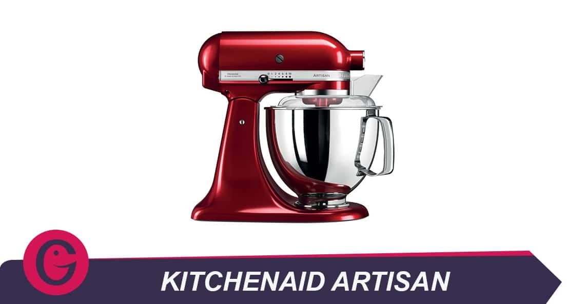 kitchenaid artisan promo prix avis
