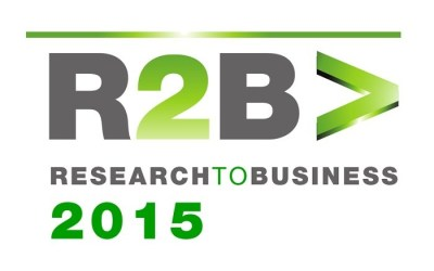 Data Manager: GTechnology partecipa a R2B 2015