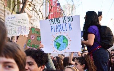 Abbiamo solo diciotto mesi per fermare il cambiamento climatico