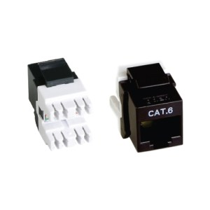 Conector categoria 6 UTP keystone