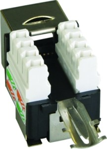 Conector FTP categoria 6 keystone