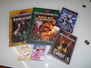 Games, Toys & more Spielegeschäft Shadowrun