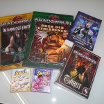 Games, Toys & more Shadowrun Neuheiten